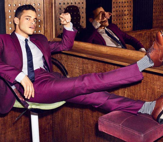 П'ять незвичних кольорів чоловічого гардеробу*