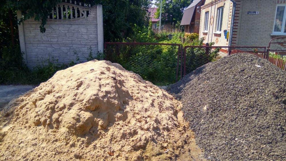 У громаді поблизу Луцька нагадують про штрафи за складування будівельного сміття