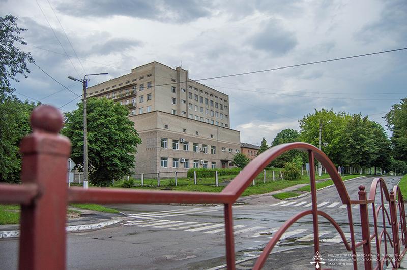 У нововолинській лікарні запрацює киснева станція