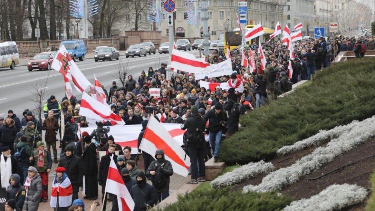 Тихановська анонсувала перехід до партизанської форми протестів у Білорусі