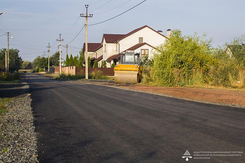 У Нововолинську триває капремонт вулиць