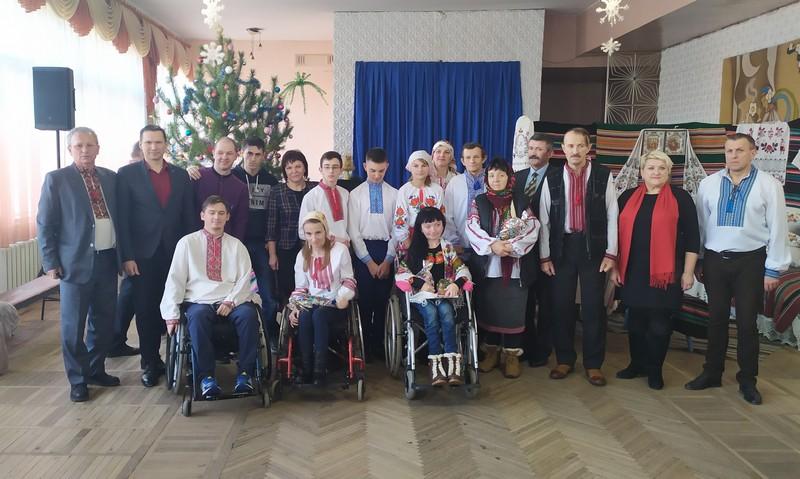Організація осіб з інвалідністю з Ковеля стала лауреатом міжнародного конкурсу