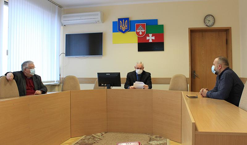 Нововолинськ просить скасувати карантин вихідного дня