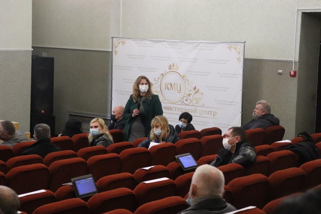 У Володимирі депутати підтримали звернення до Державної комісії з питань ТЕБ і НС про послаблення обмежень для підприємців