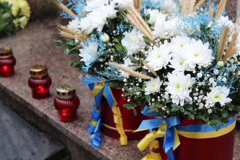 У Ковелі вшанували пам'ять жертв голодоморів