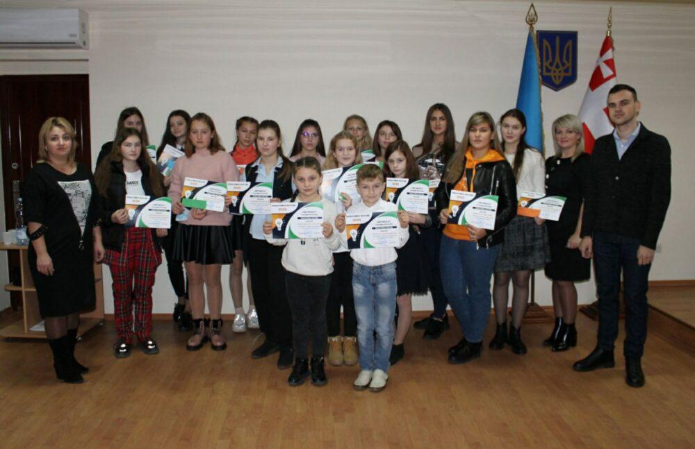 У громаді поблизу Луцька визначили переможців конкурсу молодіжних ініціатив