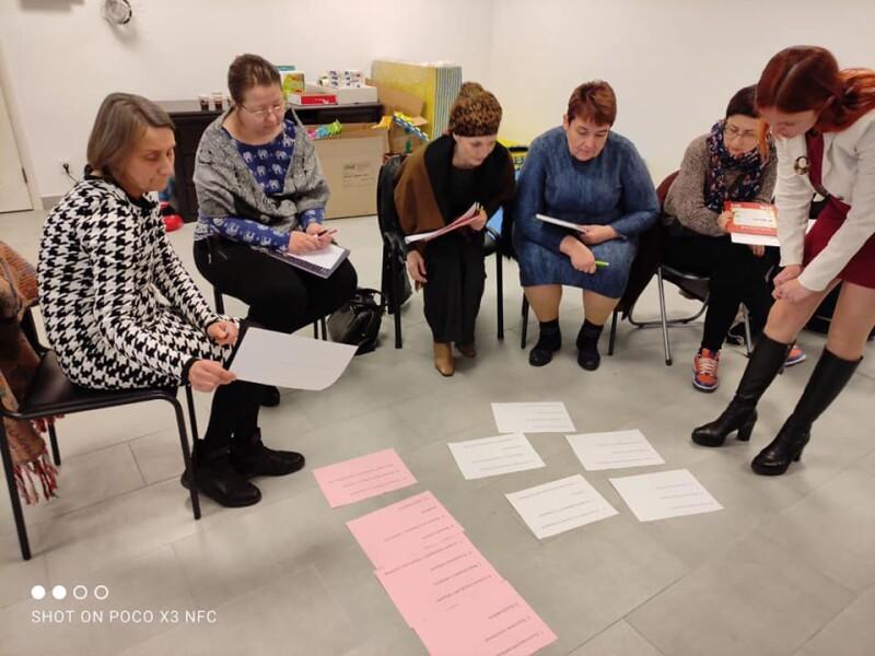 У Луцьку реалізовують соціальний проект «Книга для особливої мами»