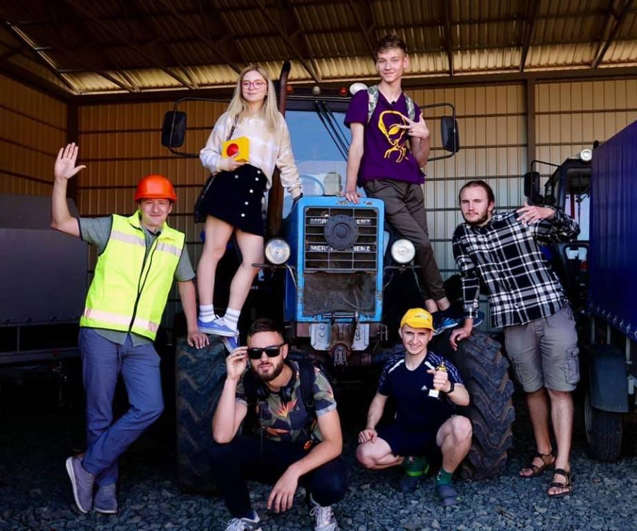 У громаді поблизу Луцька зняли ключові епізоди національного молодіжного проекту