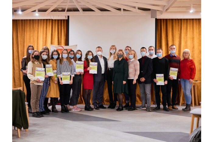 У Луцьку завершили програму «Skills Labs: успішна кар'єра»