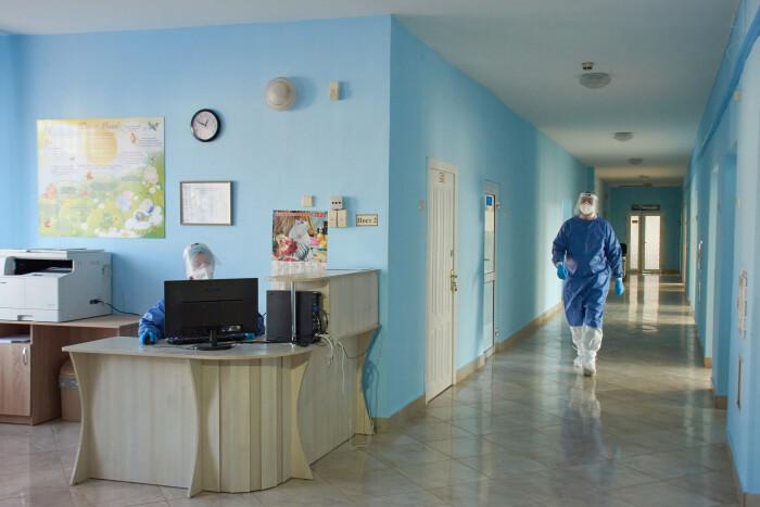 У Луцьку запрацював інфекційний стаціонар для хворих з COVID-19 на базі пологового будинку