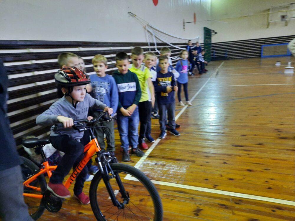 Поблизу Луцька відбулися змагання з велотуризму