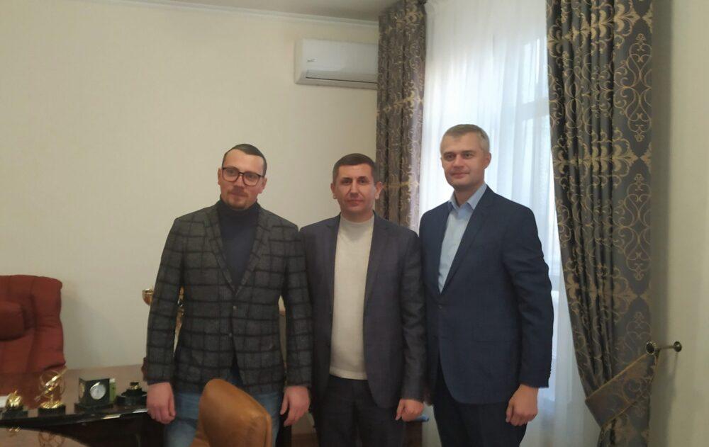 Громаду на Волині відвідав голова підкомітету Верховної Ради