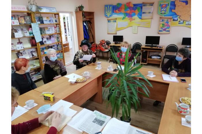 У луцьких бібліотеках організували низку заходів до Дня української писемності та мови