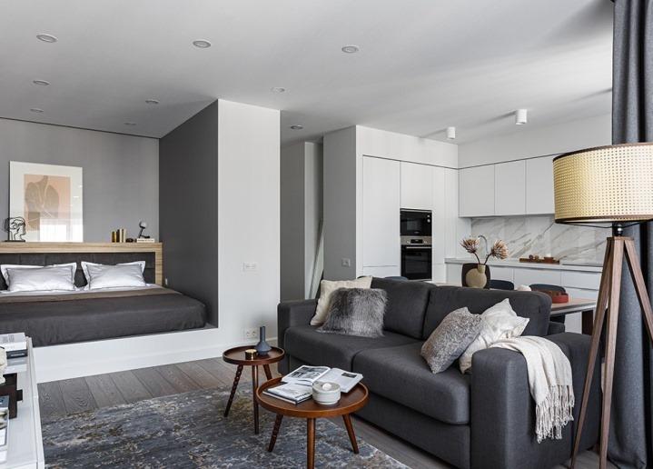Квартира-студія: що це таке, які переваги та недоліки такої нерухомості