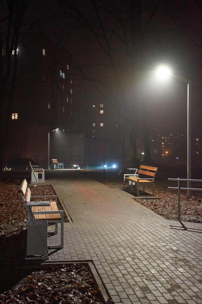 Першу чергу реконструкції скверу у мікрорайоні ЛПЗ завершують у Луцьку, фото-1