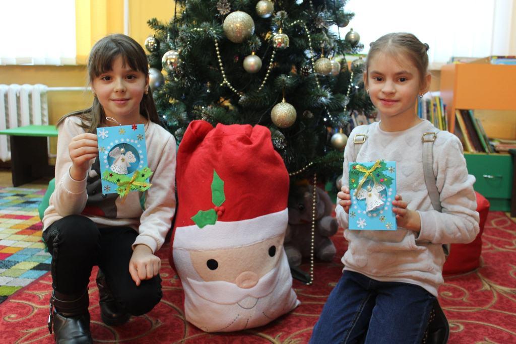 У Луцьку діти долучилися до благодійної акції «Різдвяне диво»