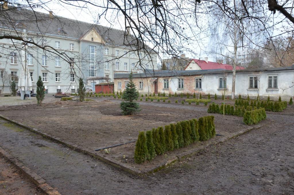 У Луцьку реалізовують проект «Музейний дворик»