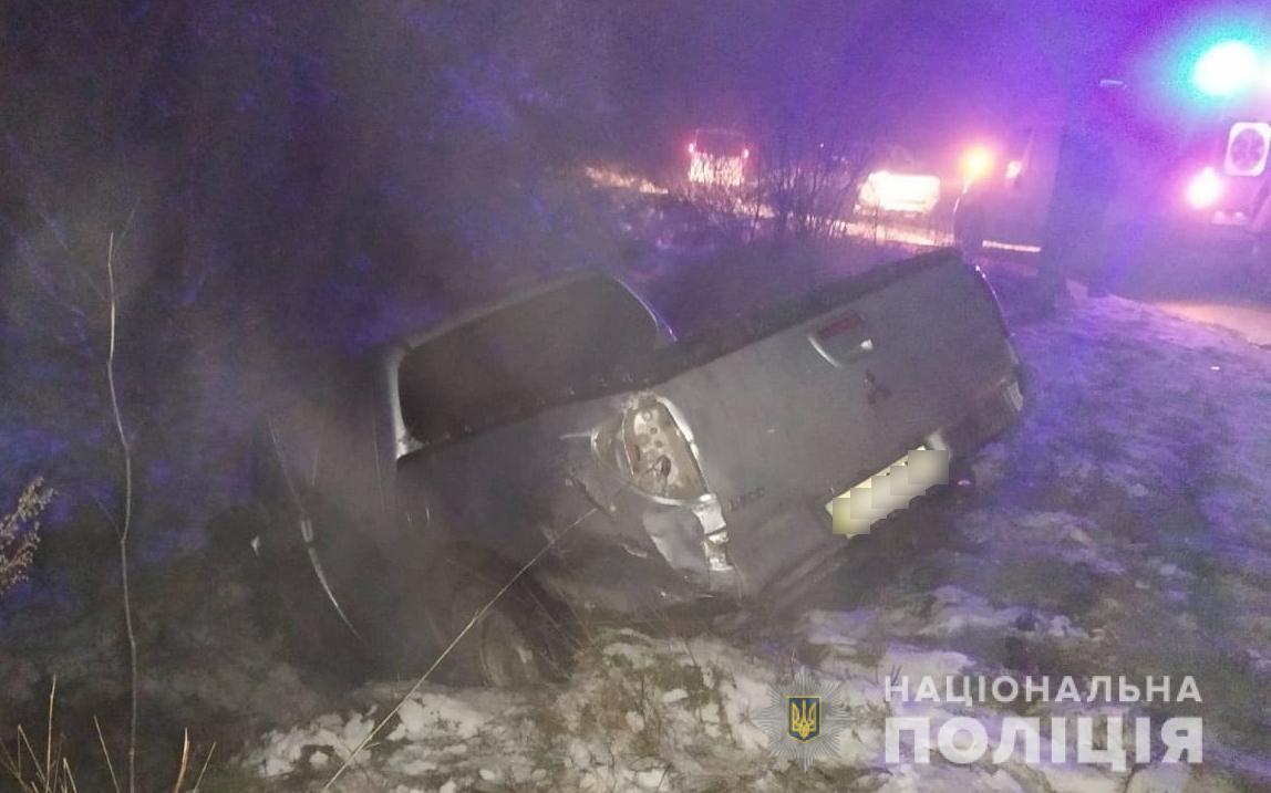 У ДТП на Волині постраждали дві водійки