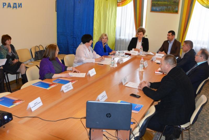Комісія Волиньради з питань охорони здоров'я проводитиме виїзні засідання