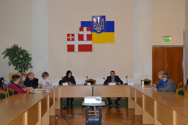 В освітній комісії Волиньради вирішили організаційні питання