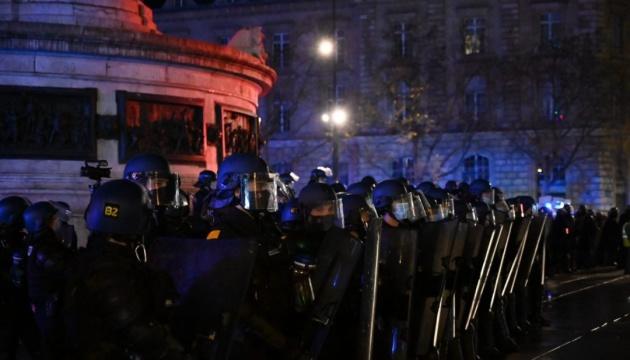 У Франції знову протестували проти закону «про глобальну безпеку»: обійшлося без погромів