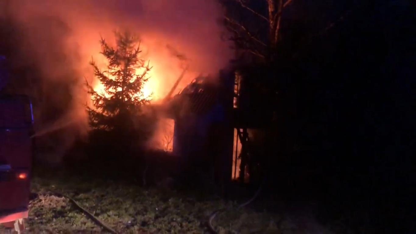 За тиждень на Волині ліквідували 24 пожежі