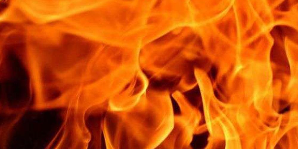 У пожежі на Волині загинув чоловік