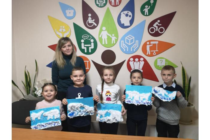 У Луцьку організували тренінг-навчання для дітей з інвалідністю