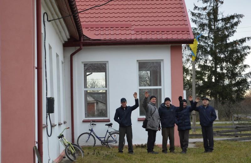Жителям колишніх Тойкутської та Доротищенської сільських рад представили кандидатуру старости