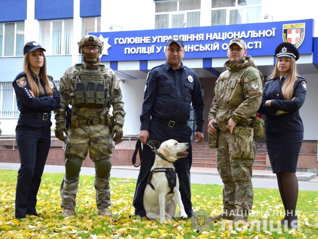 ГУНП у Волинській області оголосило набір на вакантні посади