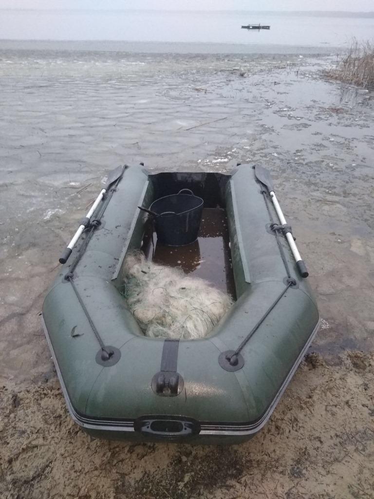 Порушення рибальства та безгосподарське майно: результат рейду Волинських рибпатрульних