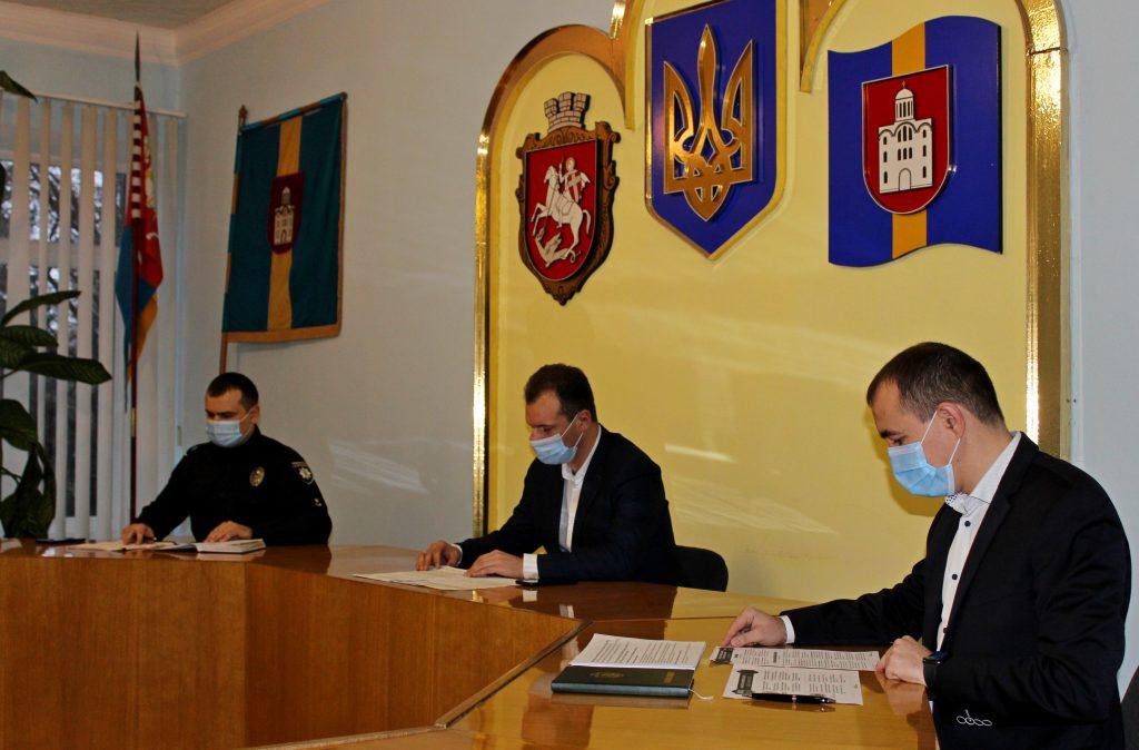У Володимирі-Волинському погодили нові карантинні обмеження