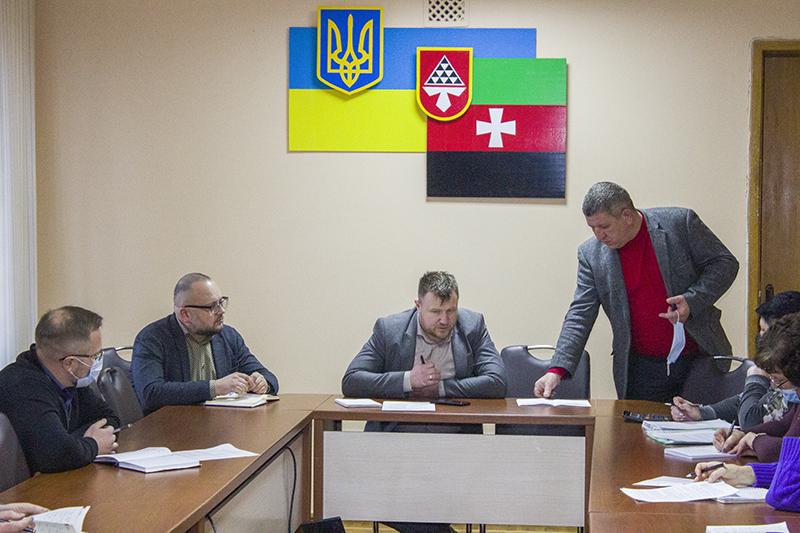 У Нововолинську розпочали бюджетні слухання