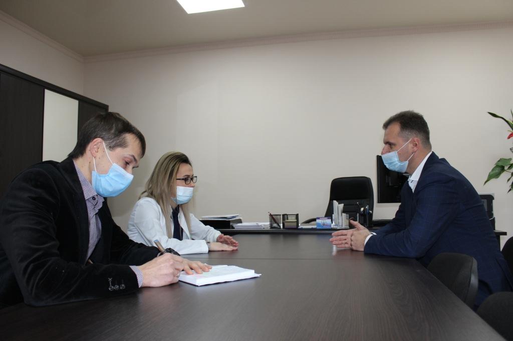 У Володимирі-Волинському обговорили проблеми комунальних підприємств