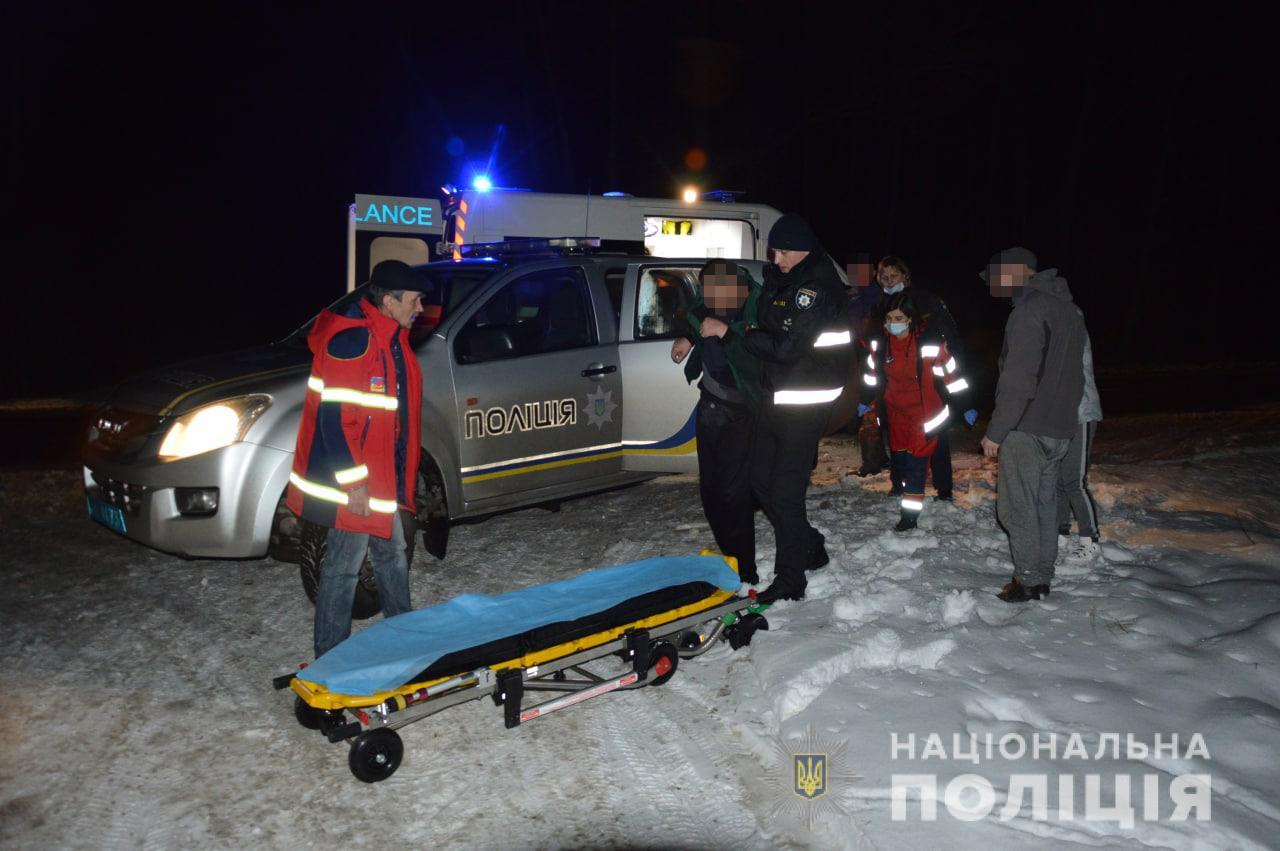 Поліцейські розшукали ковельчанина, який протягом доби блукав у лісі