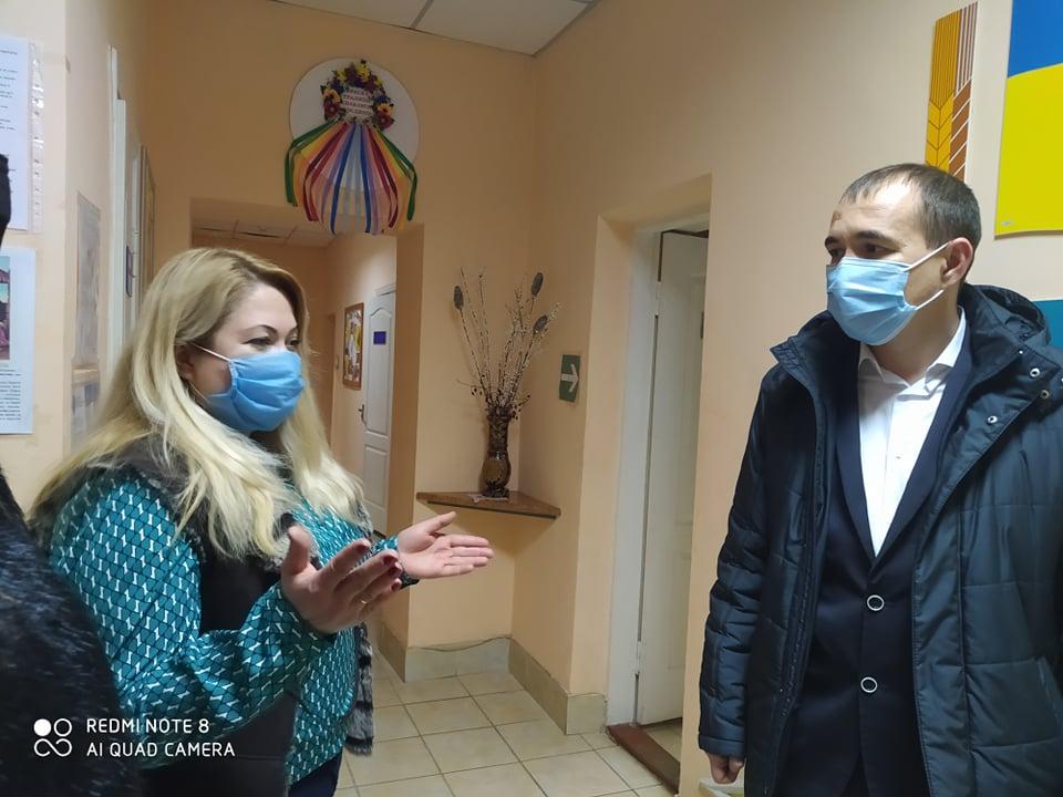 У Володимирі-Волинському проінспектували гуртожиток для дітей-сиріт