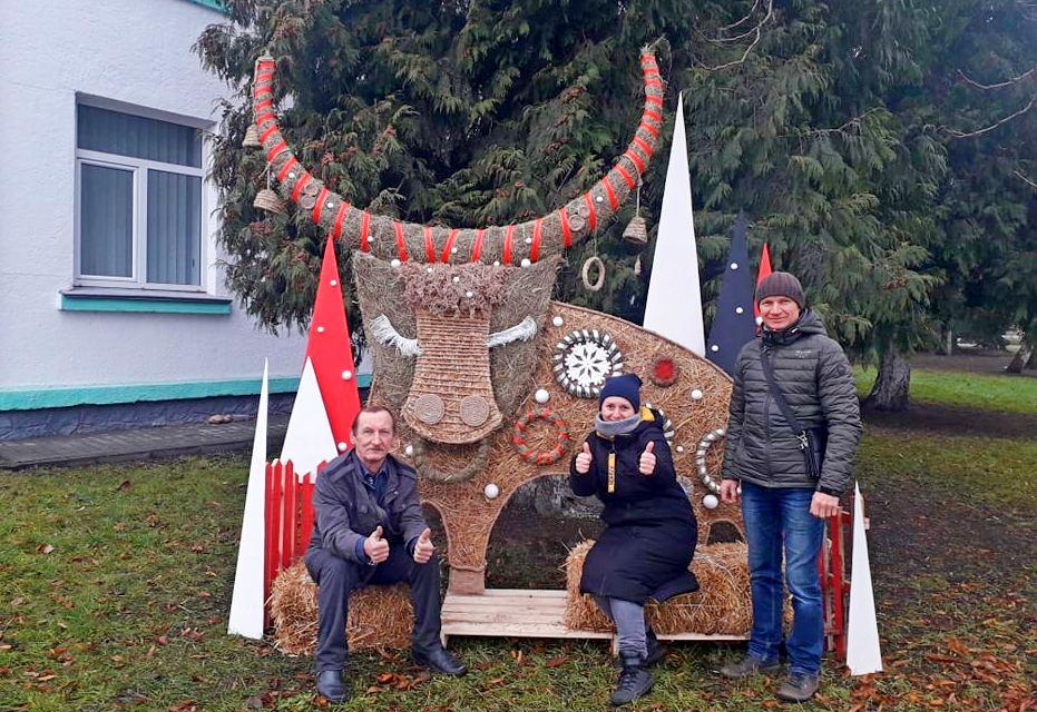 У Володимирі-Волинському оголосили переможців конкурсу новорічно-різдвяних композицій