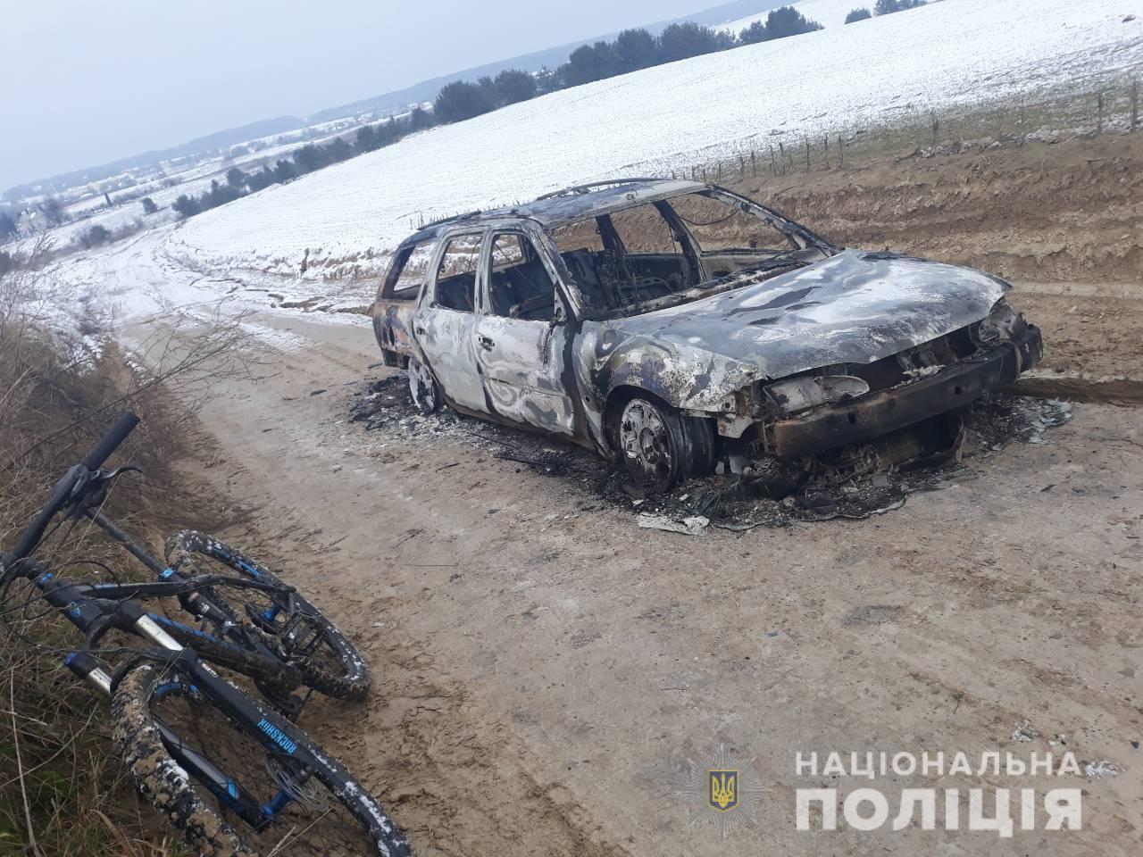 Викрили викрадачів авто у Луцькому районі