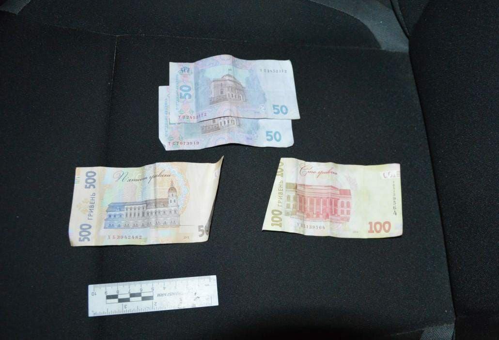 Волинянин намагався підкупити поліцейського за 700 гривень