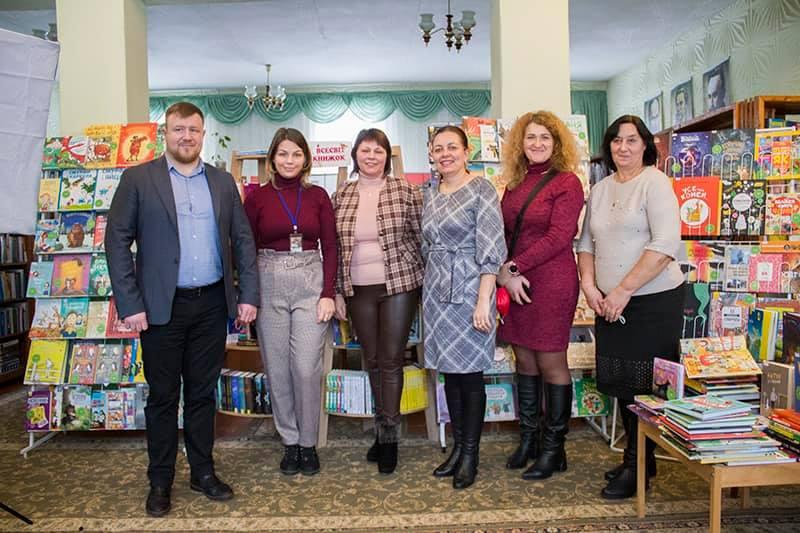 У Нововолинську представники міської влади проінспектували бібліотечну систему