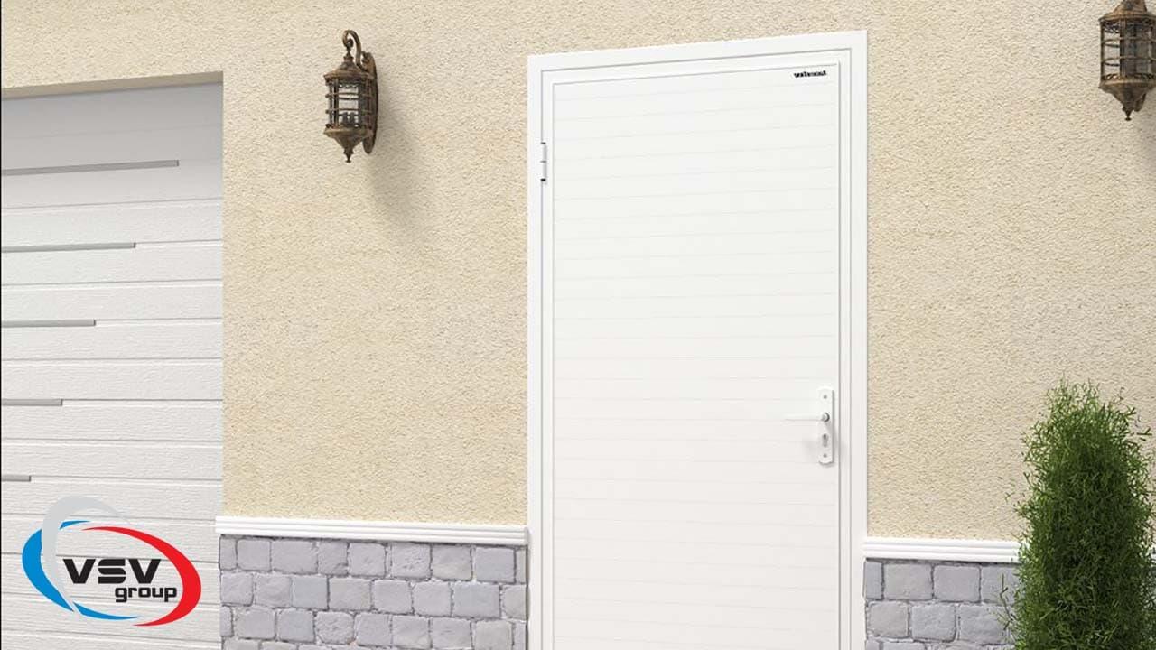 Двері «Hormann» — якість перевірена часом*