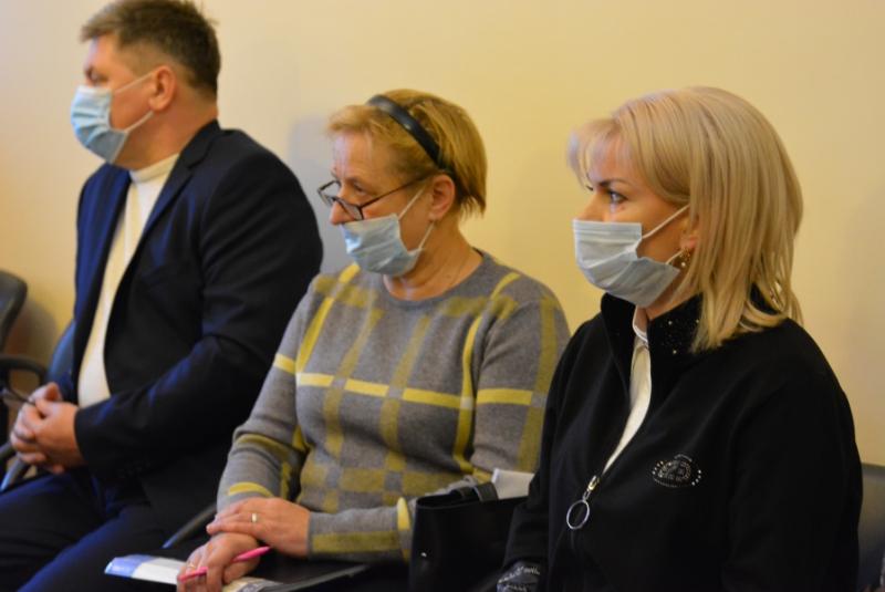 Бюджетні слухання: у Волиньраді аналізували видатки на сферу соціального захисту