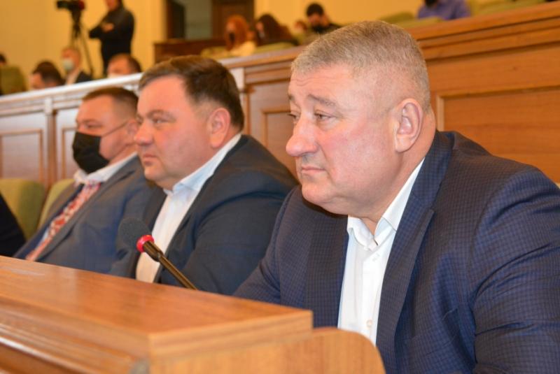 Депутати Волиньради звернуться до правоохоронців щодо «дерибану» землі на Волині