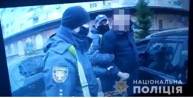 На Волині затримали п'яного водія, який чинив опір правоохоронцям
