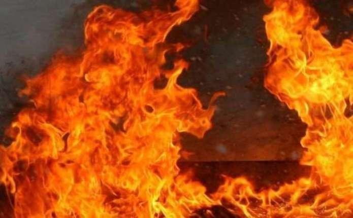 У громаді на Волині ліквідували пожежу житлового будинку