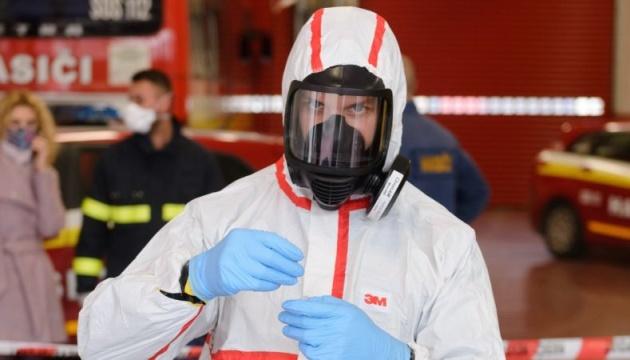 У Словаччині виявили «британський» штам коронавірусу