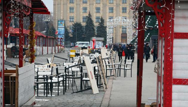 Україна може повернутися до «кольорових» карантинних зон