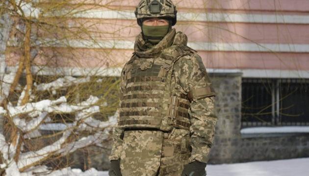 Міноборони вперше розробило бронежилет за стандартами НАТО