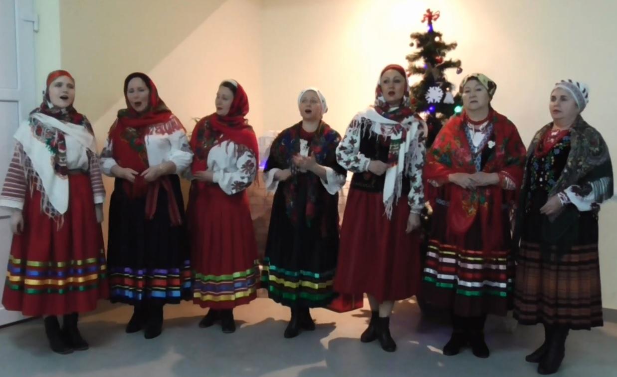 Художні колективи Боратинської громади дарують святковий концерт з нагоди Різдва Христового