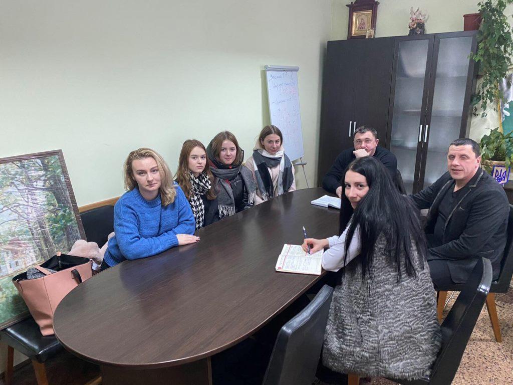 Керівництво Ківерцівської громади зустрілося з представниками молодіжної ради